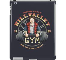 Hill Valley Gym iPad Case/Skin