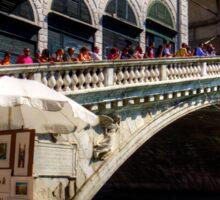 Rialto Bridge Sticker