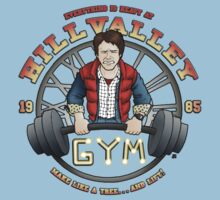 Hill Valley Gym Kids Tee