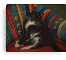 Grande Dame Canvas Print