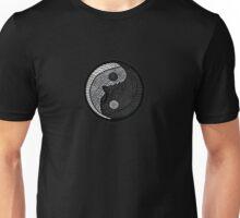 YEEZY 350 BOOST YING YANG Unisex T-Shirt