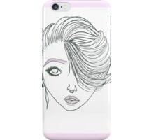 Pastel beauty iPhone Case/Skin
