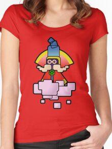 Bestovius Women's Fitted Scoop T-Shirt