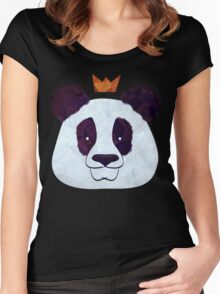 Hail Panda Women's Fitted Scoop T-Shirt