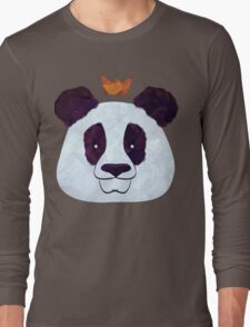 Hail Panda Long Sleeve T-Shirt