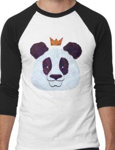 Hail Panda Men's Baseball ¾ T-Shirt