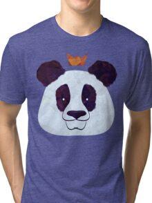 Hail Panda Tri-blend T-Shirt