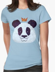 Hail Panda Womens Fitted T-Shirt