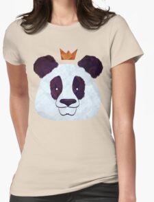 Hail Panda Womens Fitted T-Shirt