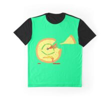 Pizza P-EYE Graphic T-Shirt