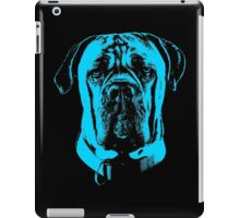 Blue Dog iPad Case/Skin