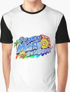 Super Mario Sunshine Graphic T-Shirt