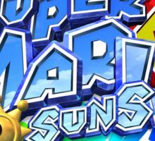 Super Mario Sunshine Sticker