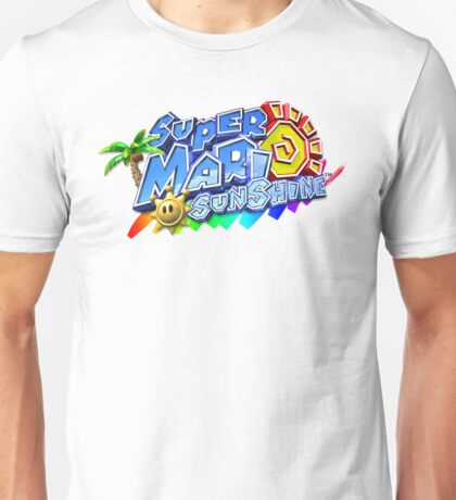 Super Mario Sunshine Unisex T-Shirt