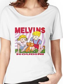 MELVINS - HOUDINI Women's Relaxed Fit T-Shirt