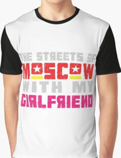 The Hungry Hearts - Laika [Streets of Moscow with my Girlfriend] Graphic T-Shirt