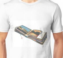 Scrapbook Book Unisex T-Shirt