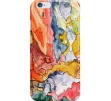 Segments iPhone Case/Skin
