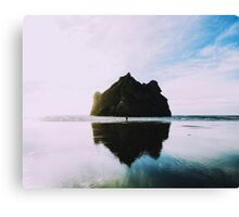 Mount Oceans Canvas Print