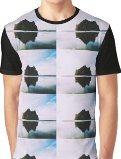Mount Oceans Graphic T-Shirt