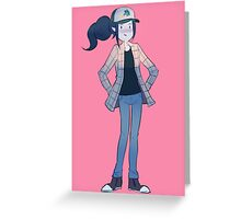 Marceline Greeting Card