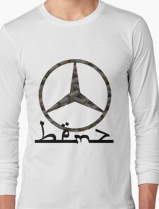 Mercedes x Goyard x Noahandsons Long Sleeve T-Shirt
