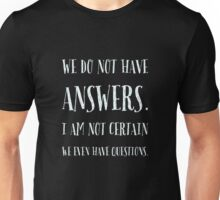 Questions & Answers Unisex T-Shirt