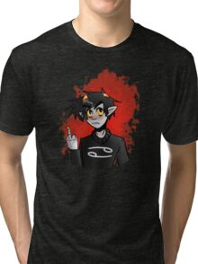 Karkat Vantas Tri-blend T-Shirt