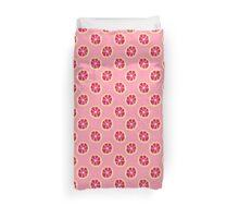 Pink Grapefruit Pattern Duvet Cover