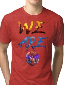 TOMORROWLAND ARTWORK : WE ARE TOMORROW Tri-blend T-Shirt