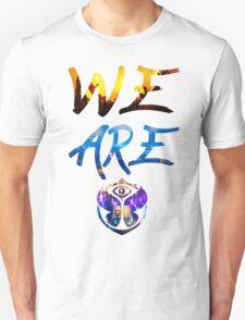 TOMORROWLAND ARTWORK : WE ARE TOMORROW T-Shirt