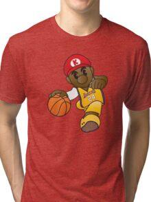 Mario Kobe Tri-blend T-Shirt