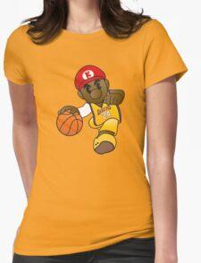 Mario Kobe Womens Fitted T-Shirt
