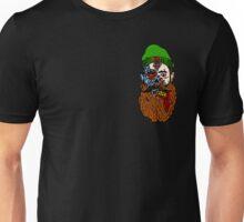 HipsterZombieBeardguy Unisex T-Shirt