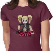 I Ship It! OTP Womens Fitted T-Shirt