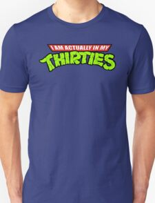 Teenage Mutant Ninja Thirties Unisex T-Shirt