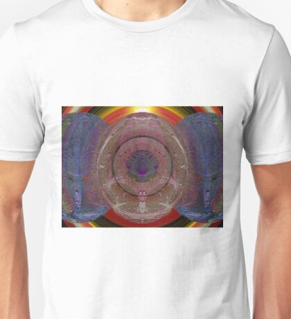 Silver Xenophilic Coins Unisex T-Shirt