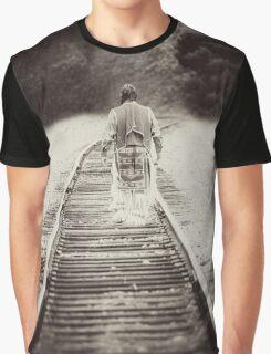 Walk Away Graphic T-Shirt