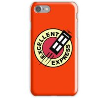 Excellent Express iPhone Case/Skin