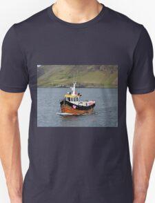 Fishing boat, Portree, Isle of Skye T-Shirt
