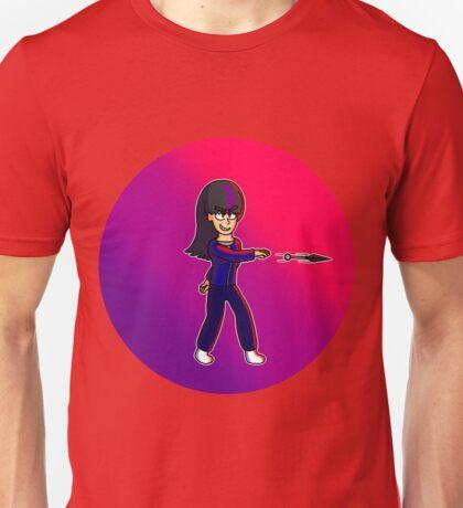 Gelly Kunai Throwing Unisex T-Shirt