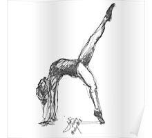 Gymnast # 1 Poster