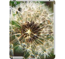 Make a Wish Dandelion iPad Case/Skin