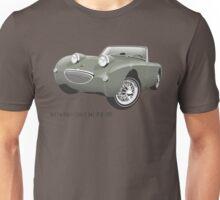 Austin Healey Sprite mark 1 leaf green Unisex T-Shirt
