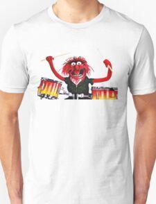 Animal Drummer T-Shirt