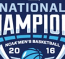 Villanova- 2016 National Champions! Sticker