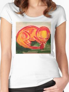 Char char Women's Fitted Scoop T-Shirt
