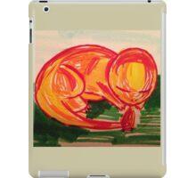 Char char iPad Case/Skin