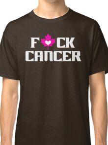 F*CK CANCER (black) Classic T-Shirt