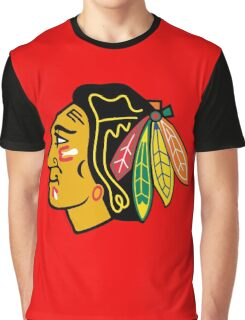 Top Selling Chicago Blackhawks Graphic T-Shirt